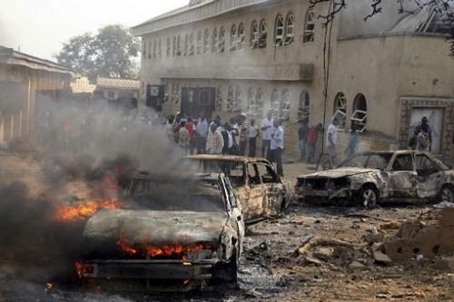 Boko Haram Attacks in Nigeria