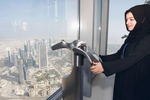 Burj Khalifa Elevators