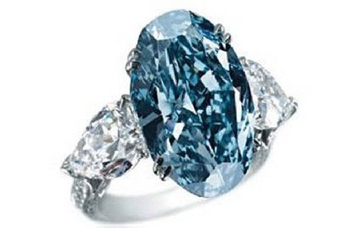 Most Expensive Natural Color Diamond