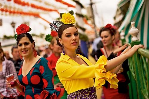 Dancers of Spain