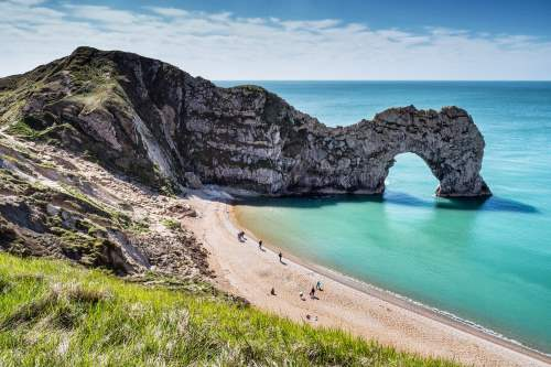 Durdle Door Natural Arches