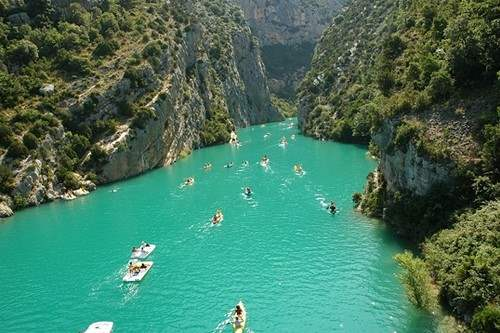 10 Incredible Canyons or Gorges In The World