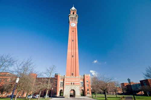 Beautiful University Clock Towers