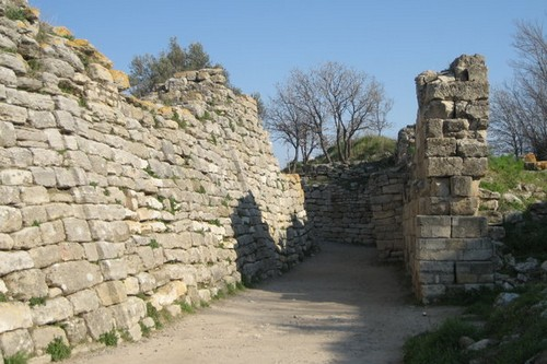 Legendary Walls of Troy