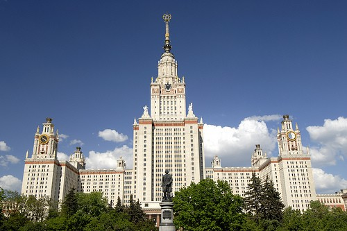 Main Building, Moscow State University
