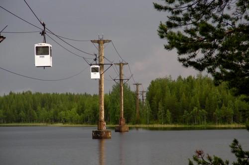 Norsjö Ropeway