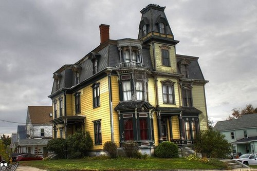 Haunted Places in New England