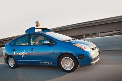 Self-Driving Car 2015