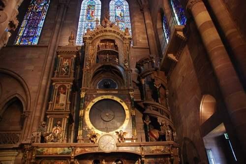 Strasbourg Astronomical Clocks