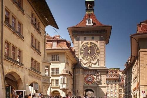 Zytglogge tower Astronomical Clocks