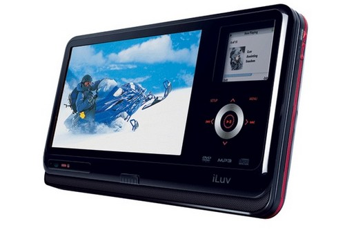 i-Luv i1155 Portable Media Player