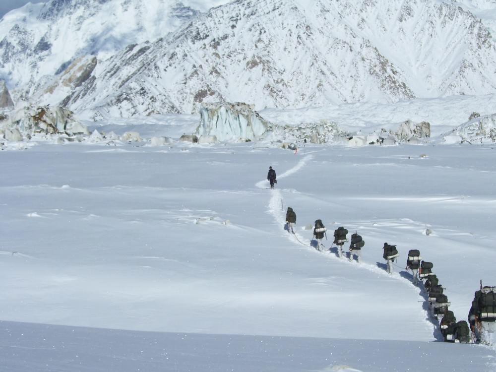 Amazing Glaciers Outside Polar Regions