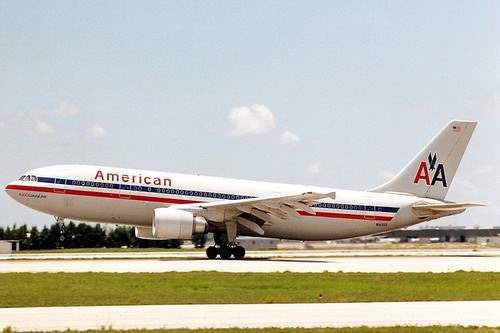 American Airlines Flight 587