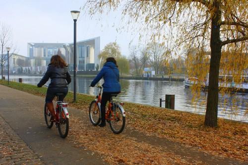 Berlin Bicycle-Friendly Cities