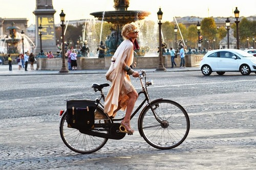 Bicycle-Friendly Cities Paris