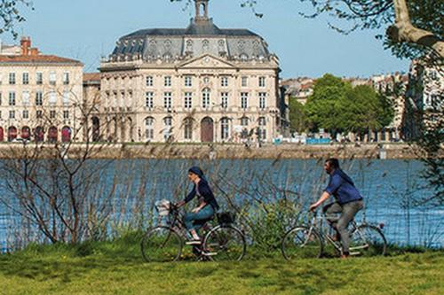 Bordeaux a Bicyclette