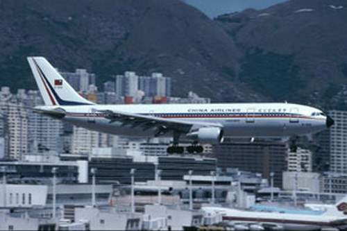 China Airlines Flight 140