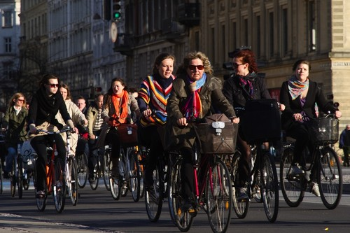Bicycle-Friendly Cities