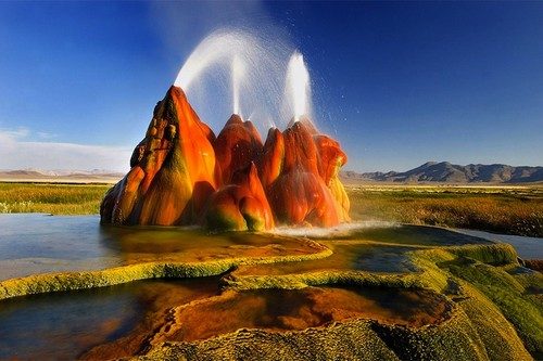 Extraordinary Geysers in the World