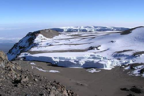 Amazing Glaciers Outside Polar Regions