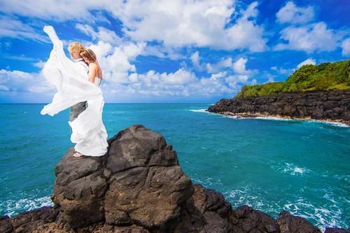 Kauai Destination Wedding Spots