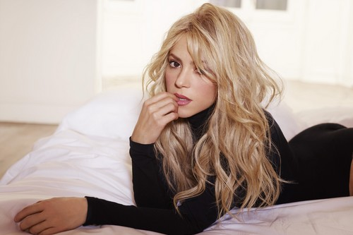 Most Beautiful lady Shakira