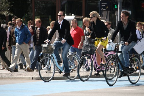 Nantes Bicycle-Friendly Cities