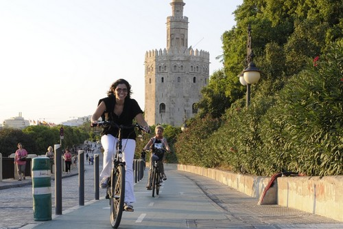 Seville Bicycle-Friendly Cities