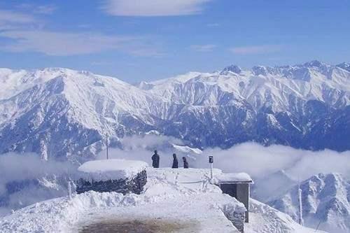 Siachen Glacier Gilgit Baltistan