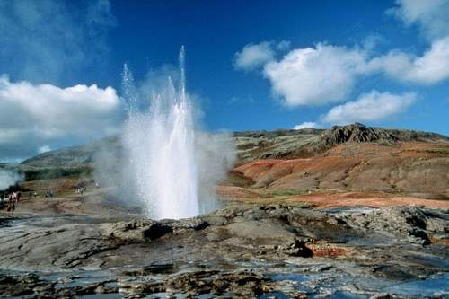 great geysers in the world