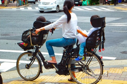 Tokyo Bicycle-Friendly Cities
