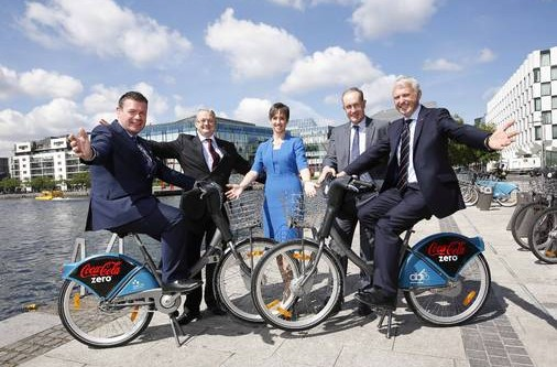 Bicycle-Friendly Cities Dublin