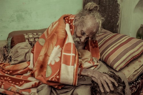 170 Year Old Hanuman Das Baba