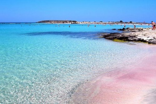 Balos Lagoon Beach of Crete – Greece