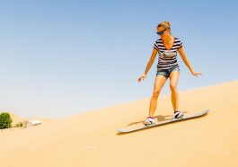 Best Sandboarding Destinations