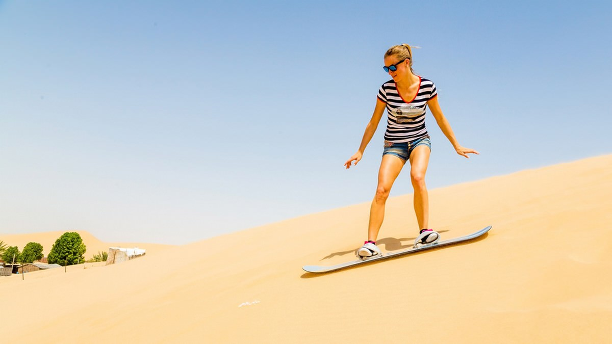 Best Sandboarding Destinations