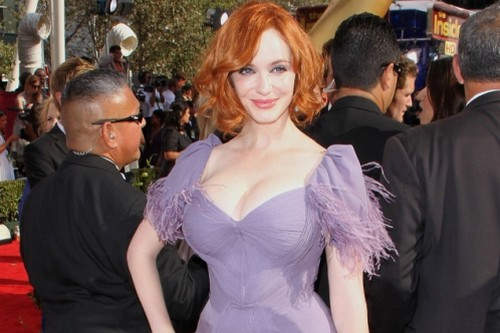 Christina Hendricks Hot Body