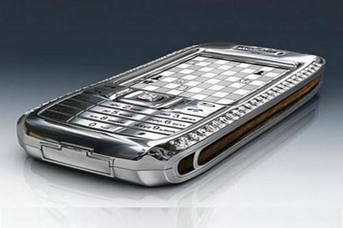 Diamond Crypto Expensive Smartphone