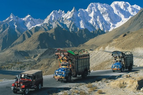 Gandhara Trails - Karakoram Highway