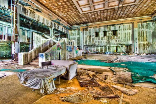 Creepy Abandoned Hotels