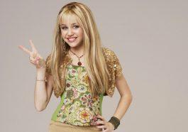 Hannah Montana Miley Cyrus-Real Life Disney Princesses