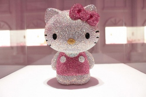 Hello Kitty Most Expensive Useless Things