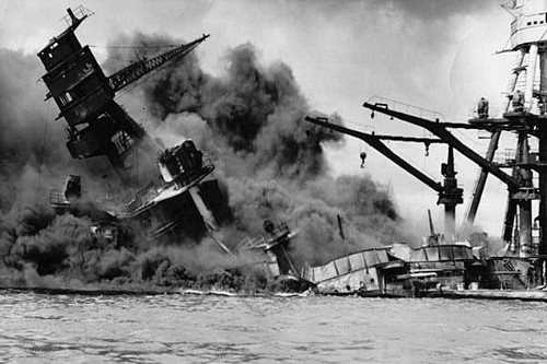 Blunders of World – Attack on Pearl Harbor