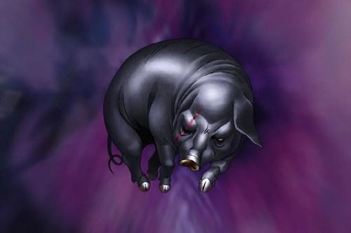 Hideous Piglet Wild-a-Beast - The Christmas Stocking Stuffer (+ Remixes)