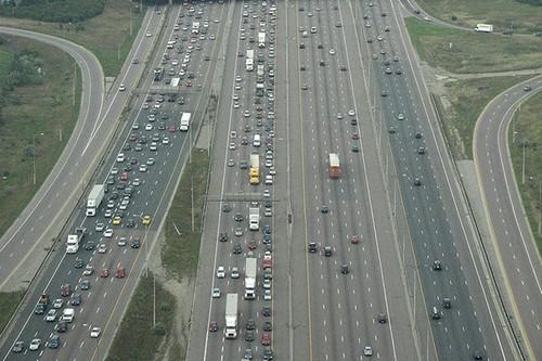 Katy Freeway Fantastic Roads in The World