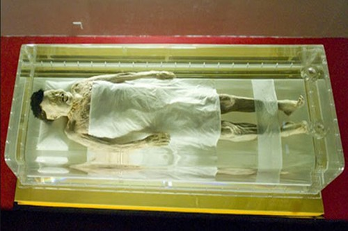 Lady of Dai Mummy