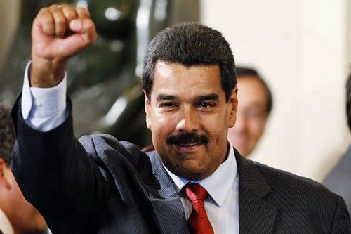 Nicolas Maduro-Popular Socialist Leaders