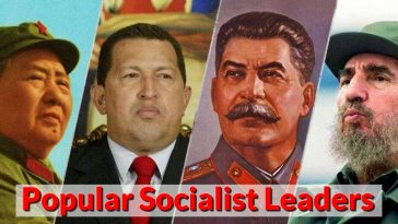 Popular Socialist Leaders