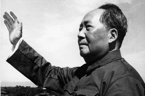 Popular Socialist Leaders Mao Zedong