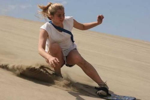 Best Sandboarding Destinations in Peru